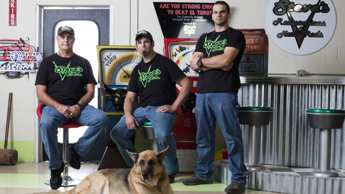 Maker Partners: Steve' Restorations & HotRods